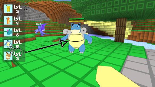 Pixelmon Trainer Craft: New Game 2020 Catch Pou0441ket apktram screenshots 2