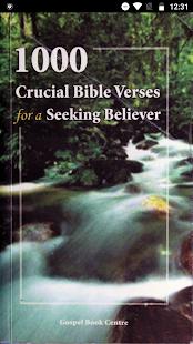 1000 Bible Verses