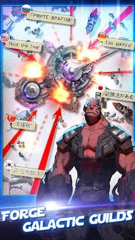 android Infinity - Ark War Screenshot 1