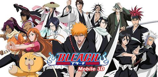 Bleach Mobile 3d Apps On Google Play