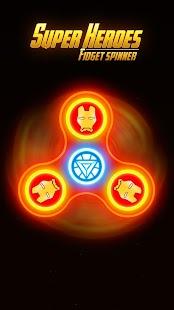 Super Hero Fidget Spinner - Avenger Fidget Spinner - náhled
