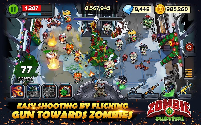 Zombie Survival: Game of Dead v2.0.5 (Mod Money)