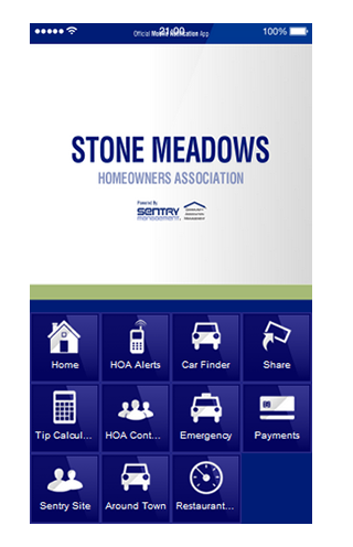 Stone Meadows HOA
