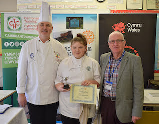 Rotary crowns Young Chef of the Year