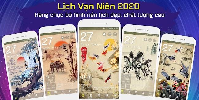 Lich Van Nien 2020