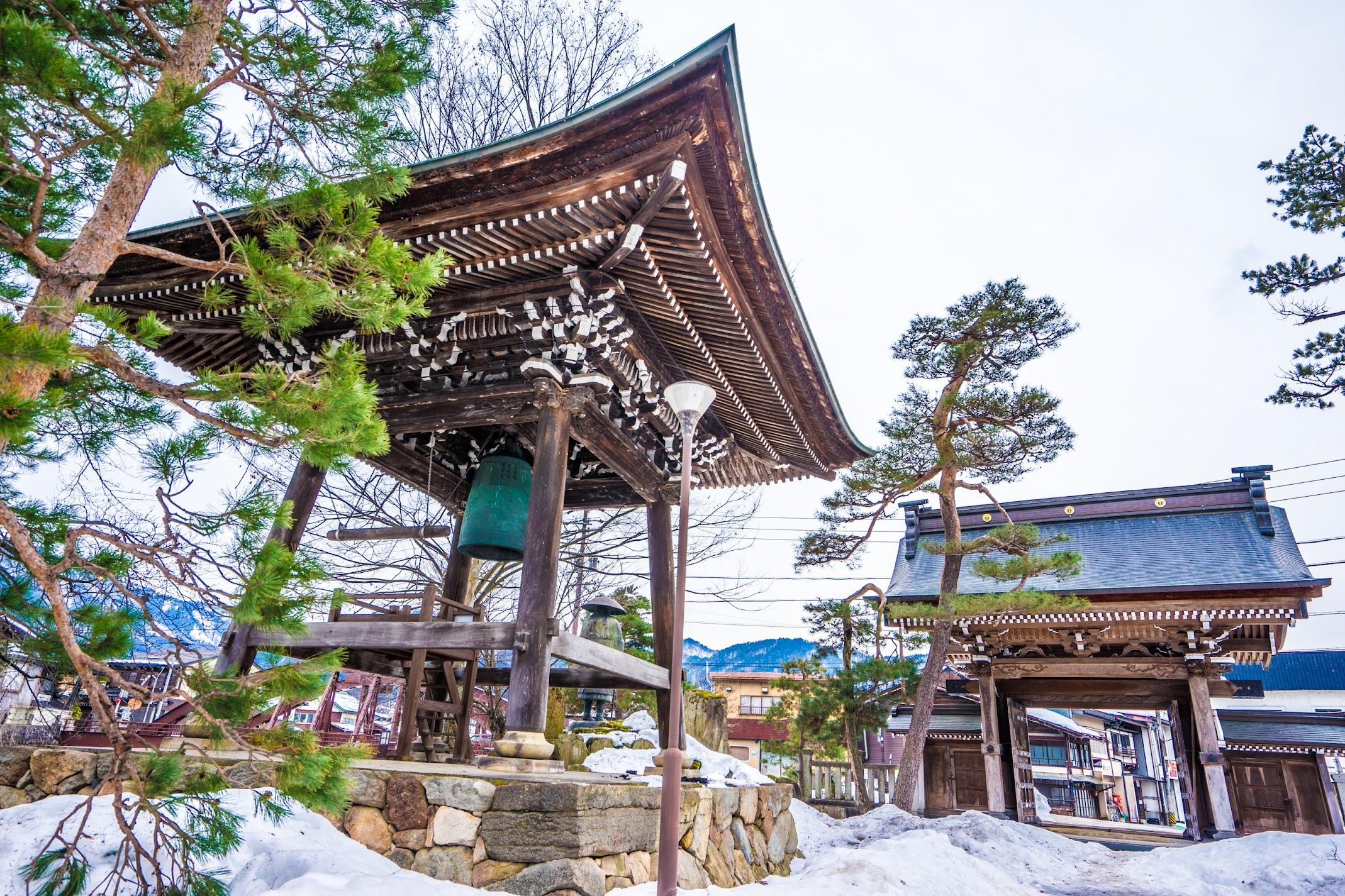 飛騨古川 本光寺3