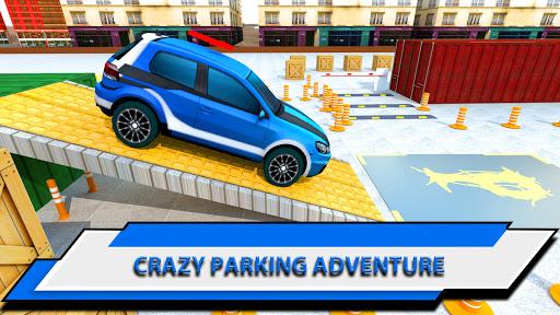 Car Parking Garage Adventure 3D: Free Games 2020 modavailable screenshots 2