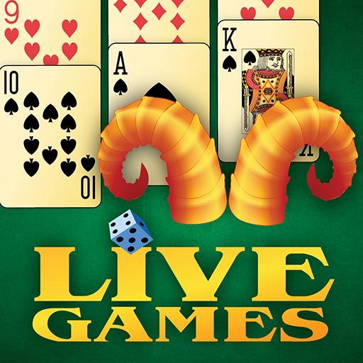 Bura and Burkozel LiveGames - online card game
