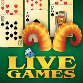 Bura and Burkozel LiveGames - online card game
