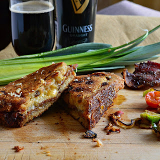 Guinness Grilled Cheese