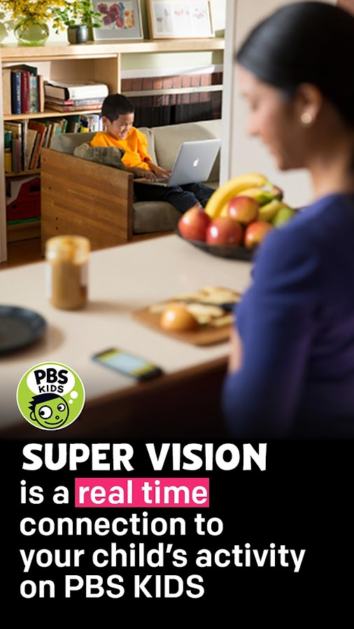 PBS KIDS Super Vision™- screenshot