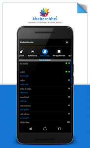 Khabarchhe.com screenshot 7