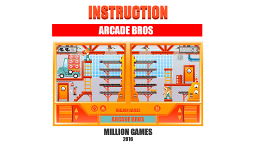 ARCADE BROS ★ GAME AND WATCH