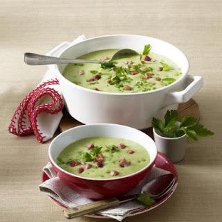 Ham and Leek Soup.