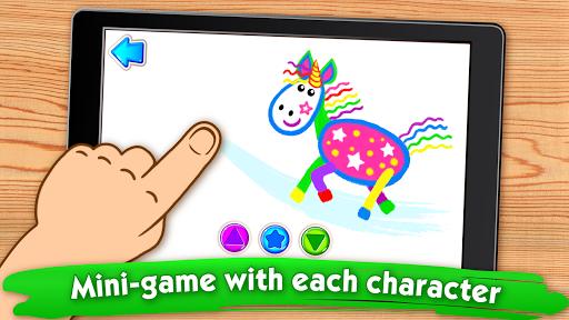 Children Coloring Games for kids! Preschool games 2.0.1.0 screenshots 14