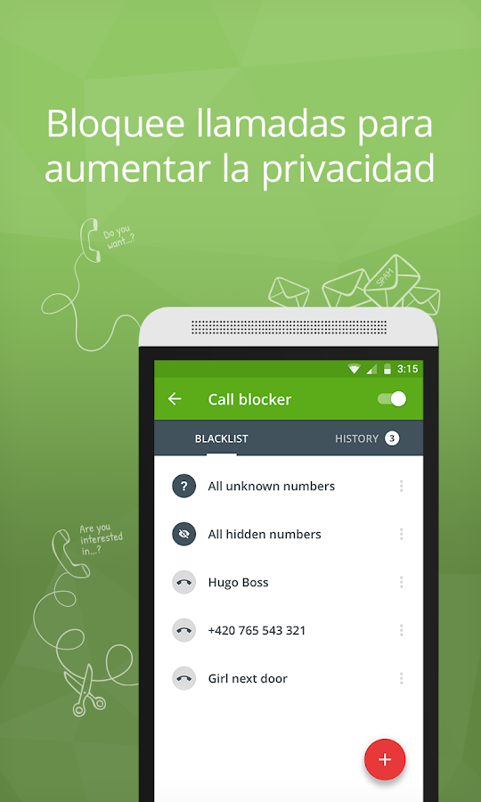 Mobile Security & Antivirus: captura de pantalla