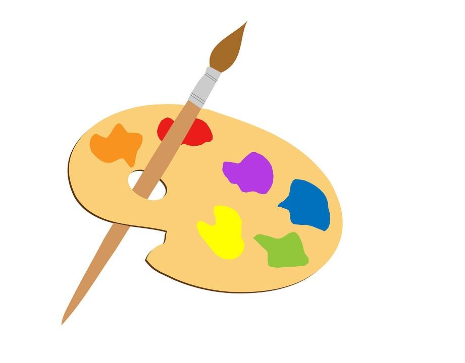 Artists Palette, Palette ...