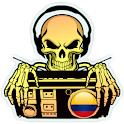 FM Radio Colombia All Stations icon