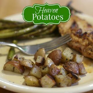 Heaven Potatoes.