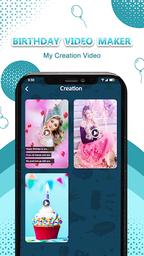 Birthday Video Maker with Song and Name screenshot 4