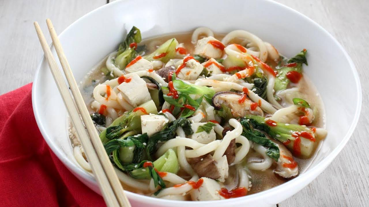 10 Best Udon Noodle Vegan Recipes Yummly