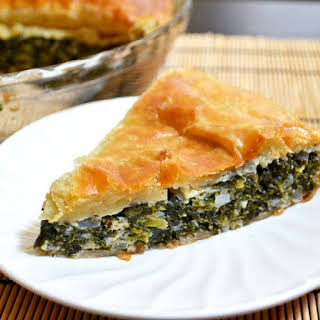 Spinach Pie.
