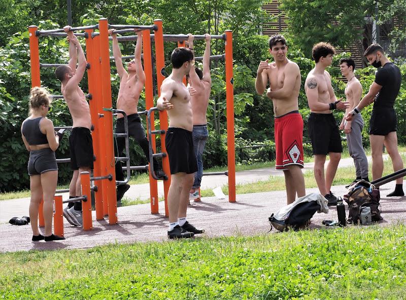Super allenamento post vacanze! di GIRENR