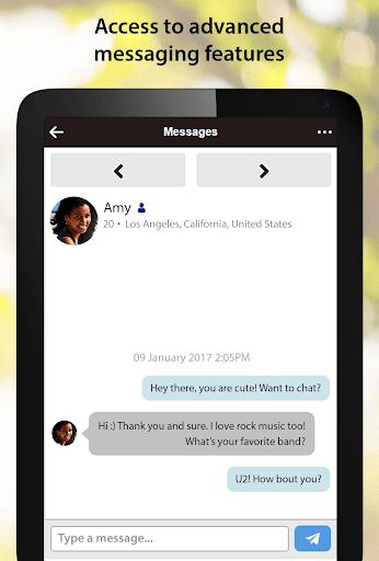 BlackCupid - Black Dating App 3.1.5.2411 screenshots 8