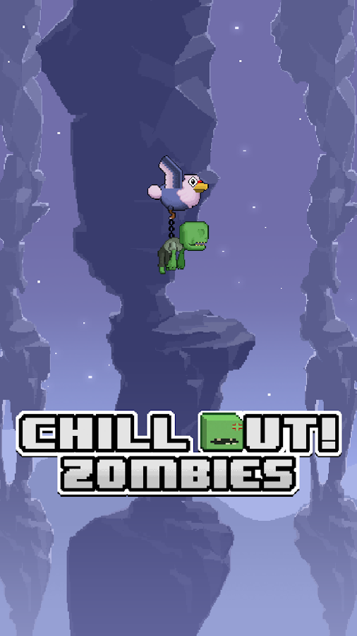 Chill Out! Zombies- screenshot
