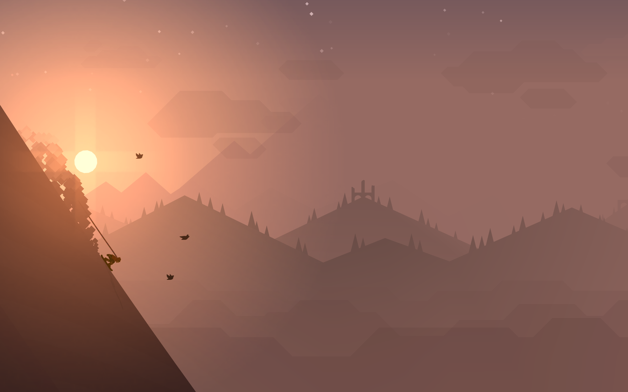Alto's Adventure screenshot #9
