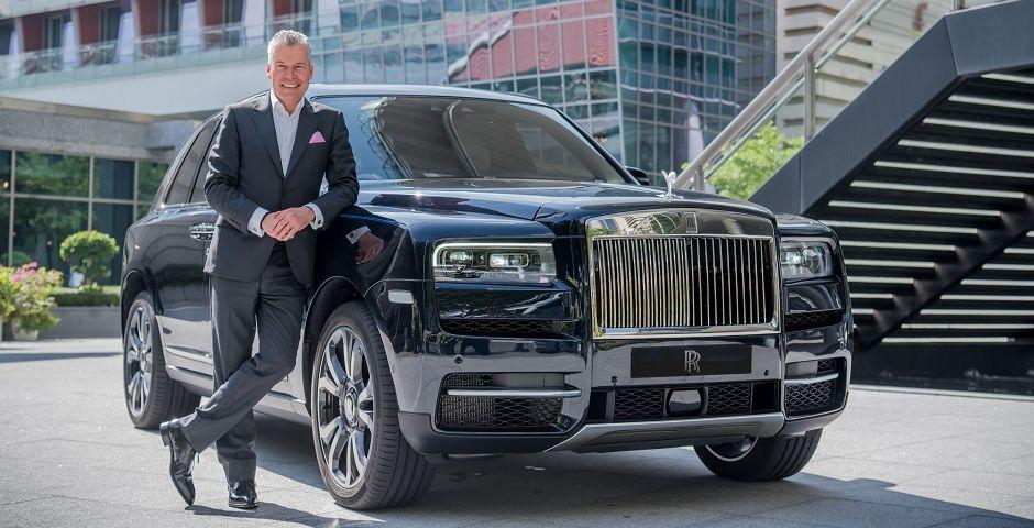 Россия стала крупнейшим рынком для Rolls-Royce вЕвропе