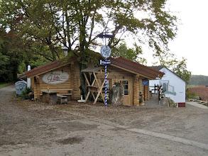 Photo: Eisenberg-Hütte in Goldhausen