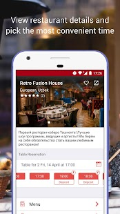 Stolik — restaurants and bills- screenshot thumbnail