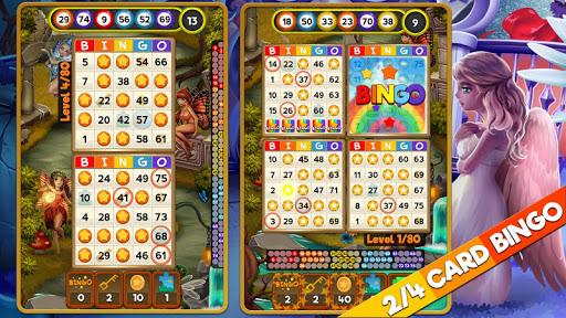 Bingo Quest - Elven Woods Fairy Tale screenshots apkshin 19