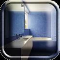 Modern Bathroom Wall Design icon