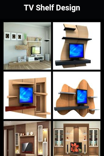 TV棚のデザイン