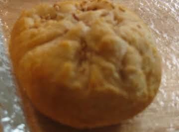 Buffalo-style Sesame Chicken Dumplings Recipe