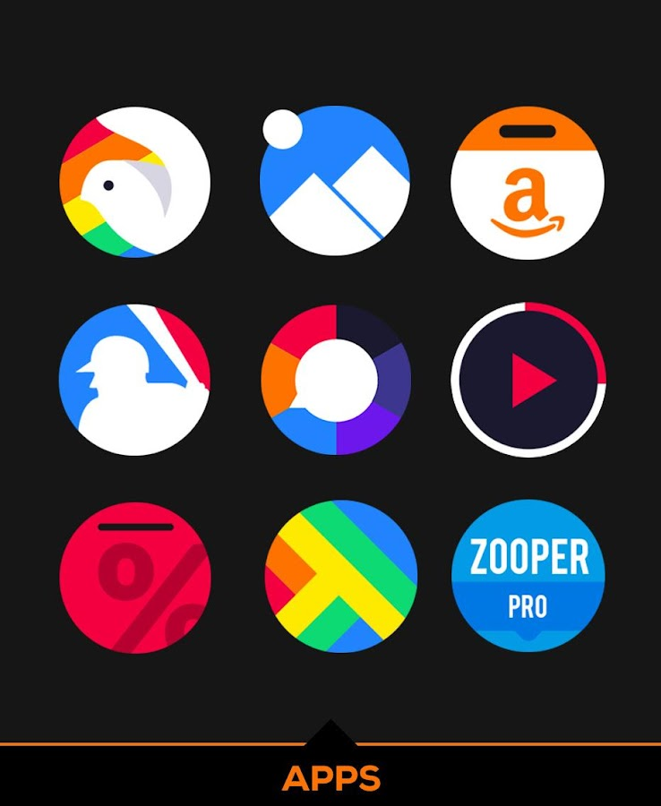 Simplicon Icon Pack- screenshot