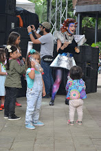 Photo: El planeta y sus niños agradecen con Amaris Vitale