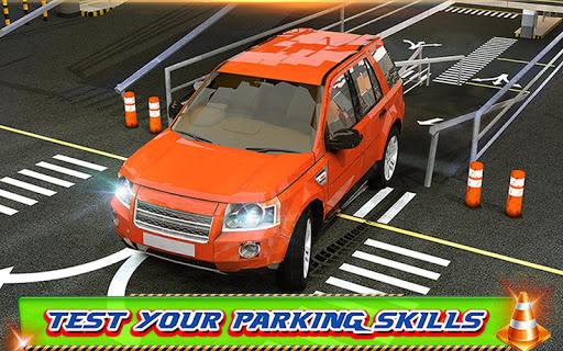 Multi-storey Parking Mania 3D