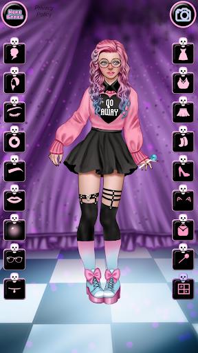 ... Pastel Goth Fashion - Make Up & Dress Up screenshot 11 ...