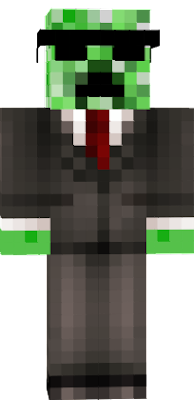 This is Mr. Creeper.