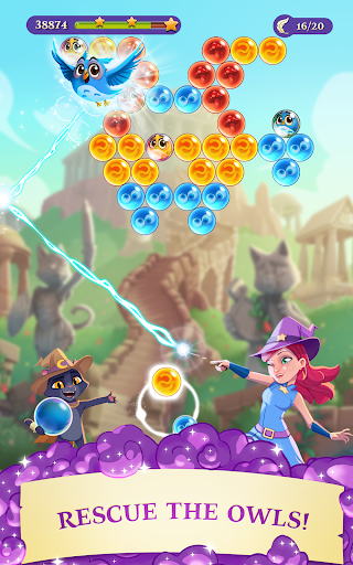 Bubble Witch 3 Saga screenshot 11