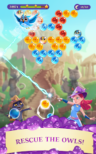 Bubble Witch 3 Saga Mod Apk (Unlimited Life) 11