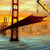 Bridge Construction 3D Simulator City Flyover