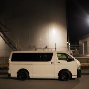 ハイエースバン TRH200V のカスタム事例画像 わだつみさんの2020年03月11日21:38の投稿