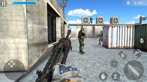 Code Triche Army Anti-Terrorism Strike  APK MOD (Astuce) screenshots 1