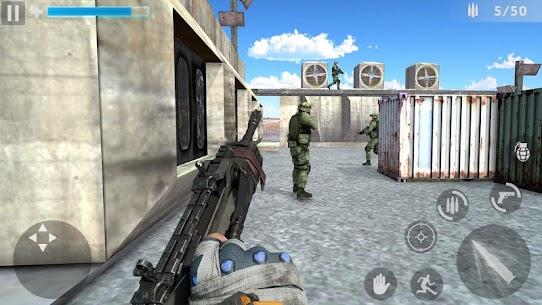 Army Anti-Terrorism Strike 1.11 Mod APK Updated 1
