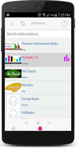 Italia Stazione Radio