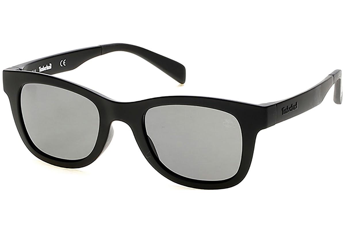 Timberland TB9080 C50 02D (matte black / smoke polarized) Polarisierende Sonnenbrillen EW3m5hAG0g